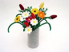 Image result for lego flowers