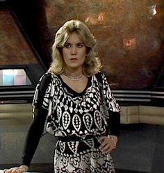 Jenna Blake's seven Sally Knyvette, Sci Fi Movies, Movie Tv, Best Sci Fi Series, Nostalgia 70s, Episodes Series, Science Fiction Series, Fantasy Tv, Bbc Tv