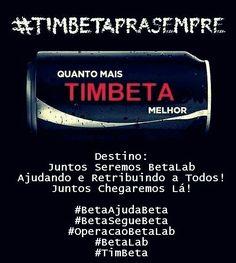 Pessoal #timbeta to precisando muito de repin ajuda aí