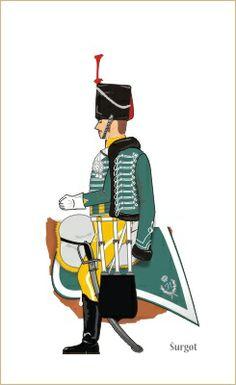 Spain hussar