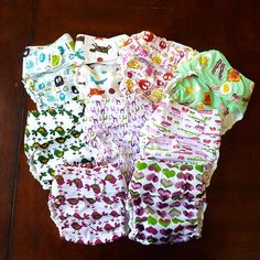 cloth diaper tutorial and pattern