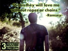 Ropes & Chains & Love! Oh, my! www.ChrisGramsFiction.com   #Read3DOWN