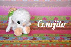 Chica outlet: Amigurumis: 3 en 1 Amigurumi Patterns, Knit Patterns, Crochet Dolls, Crochet Hats, Crochet Rabbit, Baby Items, Free Pattern, Bunny, Teddy Bear