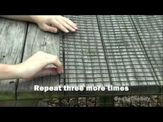 How To Build an Oyster Cage