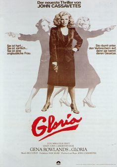 Gloria staring Gena Rowlands