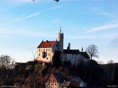 Burg Gößweinstein, Fränkische Schweiz, Bayern, Deutschland