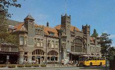 Station Haarlem omstreeks 1980 - Serc