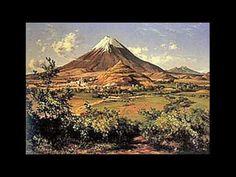 José María Velasco, pintor.