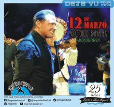 12-03-2015 - Deja Vu Tour 2015- Hoy en Auditorio Banamex- Monterrey- México-   Tengo Todo Excepto a Ti, fans club oficial internacional Argentino-  Desde 1990 Junto a Luis Miguel Seguinos en todas nuestras redes sociales: FACEBOOK:  https://www.facebook.com/pages/Tengo-Todo-Excepto-A-Ti/595464773913653 TWITTER: @tengotodoclub - INSTAGRAM: @Tengotodocluboficial - y también en nuestro canal de YOUTUBE- o escribinos al MAIL: tengotodocluboficial@gmail.com