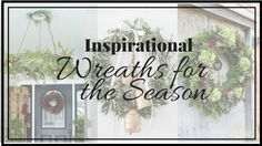 Wreath Round-Up – The Blue Hue House
