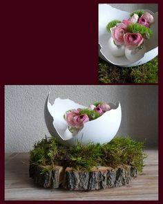 12 Herrlich frische Frühlingsideen für ein wunderschönes Osterfest - Seite 12 von 12 - DIY Bastelideen