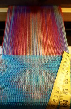 A blog about weaving, dyeing, knitting, spinning, sewing, and the related fiber arts.