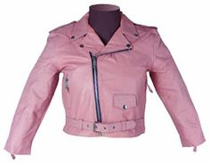 Buy savoir-faire kids leather jacket online for girl's