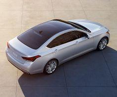 2015 Hyundai Genesis with panoramic sunroof http://www.glennhyundai.com/hyundai-genesis-cars-lexington