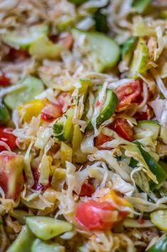 Pasta Salad, Potato Salad, Cabbage, Potatoes, Treats, Canning, Vegetables, Healthy, Ethnic Recipes