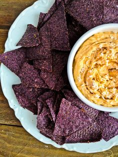 Sweet Potato Dip - Made this dip for a superbowl party and got amazing reviews! Everyone loved it AND it's HEALTHY! - Recipe by @immaeatthat.