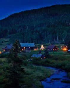 Dunton Hot Springs, Dolores, Colorado