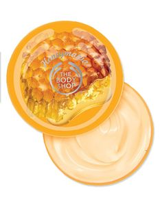 9 Sweet Ways to Celebrate National Honey Month - The Body Shop Honeymania Body Butter