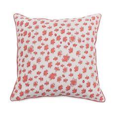 Orange Enley Pillow