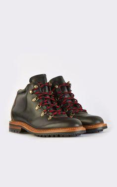 Oak Street Bootmakers Summit Boot Black