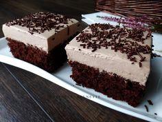 Raspberrybrunette: Čokoládová kocka
