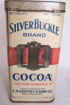 Silver Buckle Brand Cocoa
