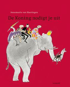 Annemarie van Haeringen - De Koning nodigt je uit