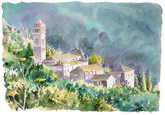 Eglise de Santa Maria | Joël SIMON