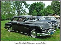 1952 DeSoto Deluxe at The 2009 Orphan Car Show at Riverside Park in Ypsilanti, Michigan. Highland Park Michigan, Dodge, Desoto Cars, Chrysler Newport, Riverside Park, Car Images, Station Wagon, Car Show, Plymouth
