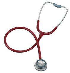 Littmann® Classic II S.E. Stethoscope, Adult, Burgundy, #2211, DMI #12-220-200