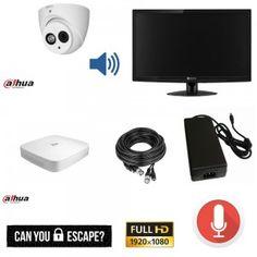 e0828c0d8e3fb8 Escape room HD camera s met ingebouwde microfoon en scherm