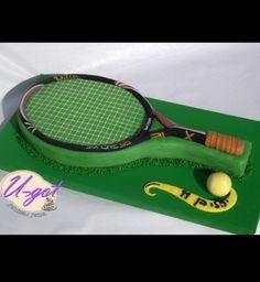 tennis cake By u-got on CakeCentral.com