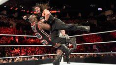 Roman Reigns vs. Mark Henry: photos | WWE.com