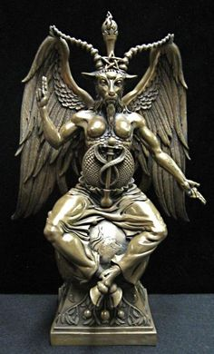 As above - so below #Baphomet, #Occult