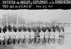 QBP Class 1965 ENCB IPN MEXICO
