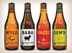Uinta #beer #labels #packaging