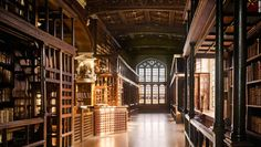 """bibliotheca-sanctus: """"  Bodleian Library of The University of Oxford, Oxford, Great Britain """""""