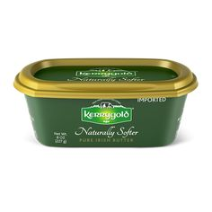 Kerrygold's Naturally Softer Pure Irish Butter is gently churned and made using the milk of Irish grass-fed cows. The result is a rich, soft and spreadable butter. Caramel Recipes, Apple Recipes, Gourmet Recipes, Kerrygold Butter, Unsalted Butter, Cow Feed, Breakfast Cookie Recipe, Garlic Herb Butter, Summer Cakes