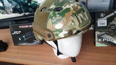 custom paint helmet www.camaleonairsoft.es