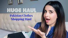 HUGE HAUL | Pakistani/ Indian Clothing Haul