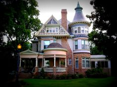 Keokuk, Iowa - The Grand Anne Bed & Breakfast, photo by Ed_Zimmerle on Panoramio