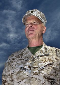 Commandant of the Marine Corps Gen. James F. Amos