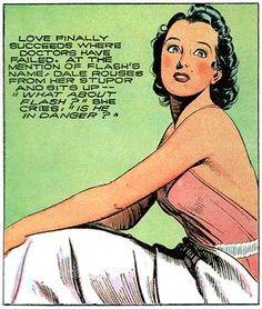 Alex Raymond's from the Flash Gordon comic