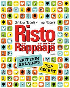Risto Räppääjä. Erittäin salainen – Top Secret