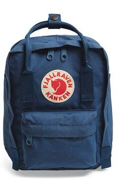 Fjällräven 'Mini Kånken' Water Resistant Backpack | Nordstrom