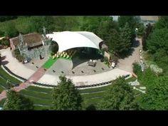 Kittenberger Erlebnisgärten aus der Luft - YouTube