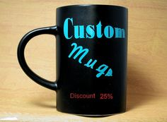 Coffee Mugs CUSTOM MUGS   Coffee Mug with