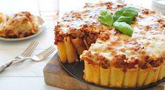Rigatoni pie ….Yummy | Instyle Fashion One