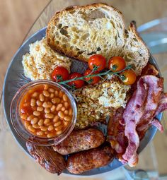 #brunch #eastlondon #breakfast #fullenglish #fryup