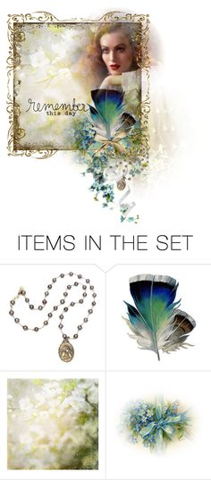 """""""Vintage"""" by mljilina ❤ liked on Polyvore featuring art and vintage"""